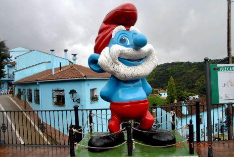 el blues de los  azules