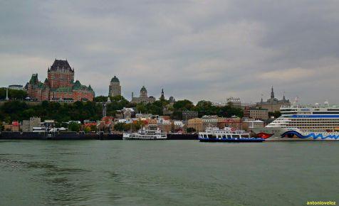 Puerto de Québec-Canadá
