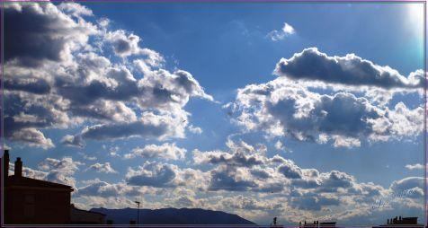 Cielos de Málaga