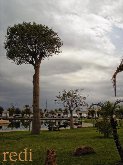 Parque del Mar ( Huelin) Málaga