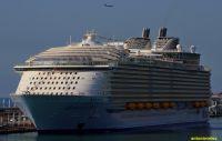 Harmony of the Seas el crucero más grande del mundo
