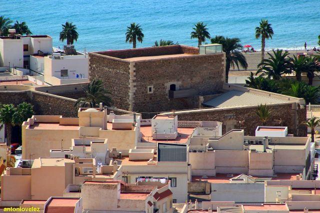 Castillo de Carboneras
