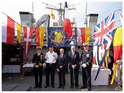 Ceremonia Légion d'honneur