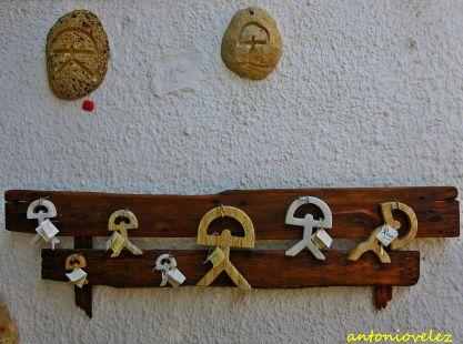 Souvenirs de Mojácar