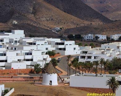 Molino de Las Negras-Almería