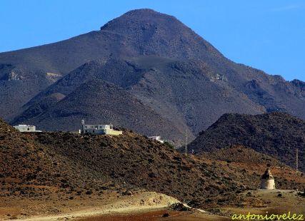 Molino de San José-Almería