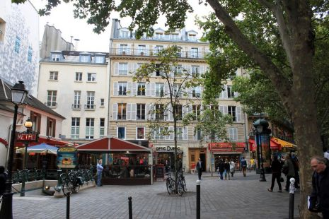 Barrio Latino de Paris
