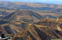 Montañas de la Alpujarra almeriense
