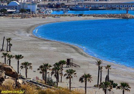 Playas de Carboneras