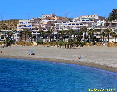 Playa de Carboneras