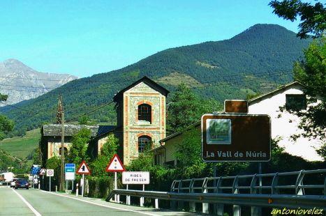 Valle de Nuria-Gerona