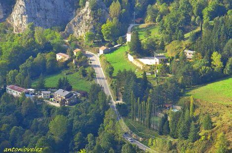 Montañas de los Pirineos-Gerona