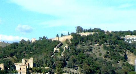 Castillo de Gibralfaro 1