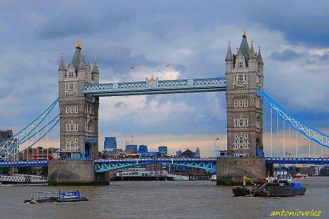 Puente de las dos Torres-Londres