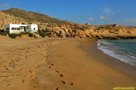 Playa del Playazo-Rodalquilar