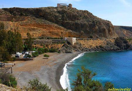 Cala de Aguadulce-Almería