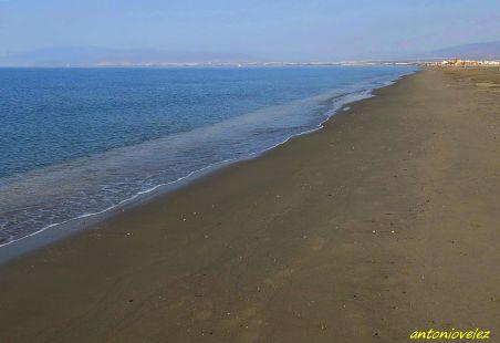 Playa del Cabo de Gata
