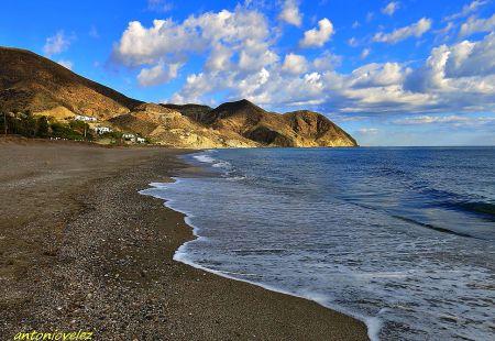 Playa del Algarrobico