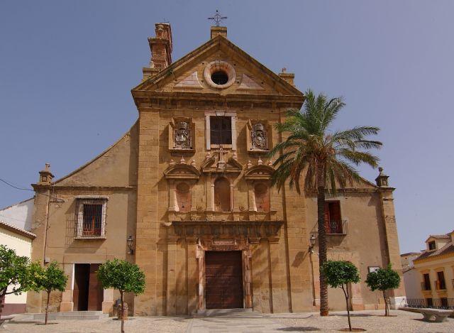 Resultado de imagen de iglesia de la trinidad antequera
